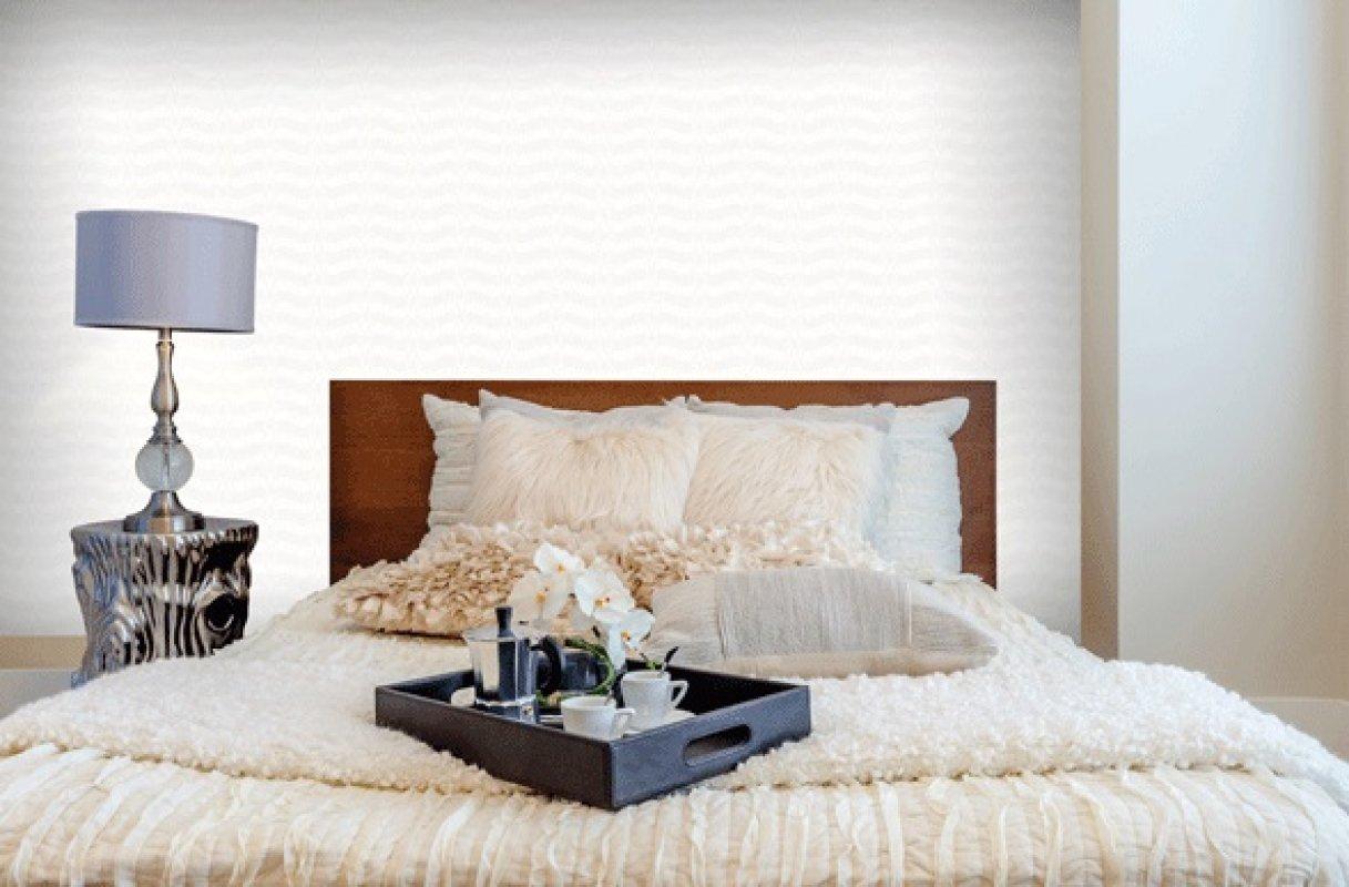 Aranżacje Sypialni W Oparciu O Tapety ścienne