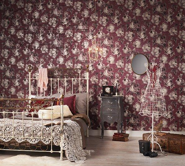 tapety a s creation bohemian burlesque. Black Bedroom Furniture Sets. Home Design Ideas