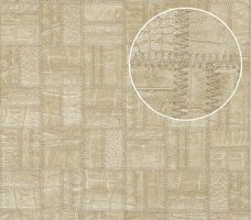 Tapeta ATLAS WALLCOVERINGS STITCHES 5101-2