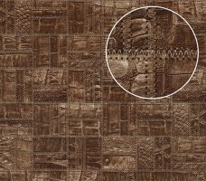 Tapeta ATLAS WALLCOVERINGS STITCHES 5101-6