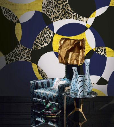 Grafika producenta ROBERTO CAVALLI home no 5
