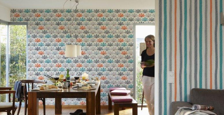 tapety a s creation schoner wohnen 6. Black Bedroom Furniture Sets. Home Design Ideas